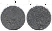 Изображение Монеты Дания 1 эре 1946 Цинк VF