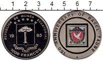Изображение Монеты Экваториальная Гвинея 1000 франков 1995 Медно-никель UNC-