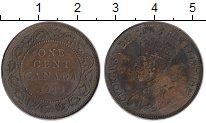 Изображение Монеты Канада 1 цент 1918 Бронза VF