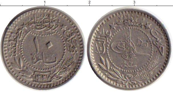 Картинка Монеты Турция 10 пар Медно-никель 1910