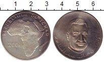 Изображение Монеты Чад 200 франков 1970 Серебро UNC-