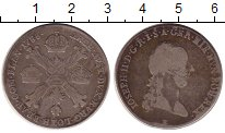 Изображение Монеты Нидерланды 1/2 талера 1788 Серебро VF+