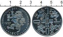 Изображение Монеты Нидерланды 1 экю 1997 Медно-никель UNC