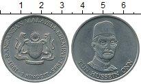 Монета Малайзия 1 рингит Медно-никель 1981 UNC фото
