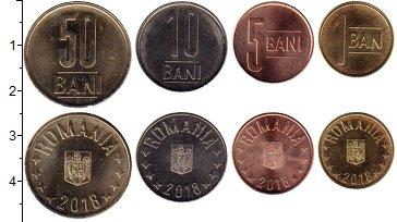 Изображение Наборы монет Румыния Набор 2018 года 2018  UNC