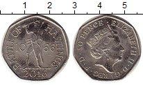 Изображение Монеты Великобритания 50 пенсов 2016 Медно-никель UNC-