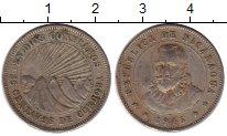 Изображение Монеты Никарагуа 25 сентаво 1946 Медно-никель XF