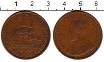 Изображение Монеты ЮАР 1 пенни 1928 Бронза VF