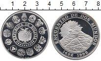 Изображение Монеты Боливия 10 боливиано 1991 Серебро Proof