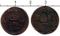 Изображение Монеты Германия Аугсбург Жетон 1624 Медь XF