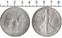 Изображение Монеты США 1 доллар 1992 Серебро UNC-