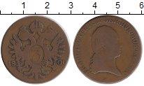 Изображение Монеты Австрия 3 крейцера 1800 Медь VF