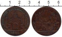 Изображение Монеты Бельгия Медаль 1885 Медь XF