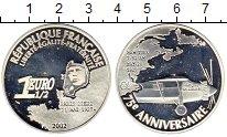 Изображение Монеты Франция 1 1/2 евро 2002 Серебро Proof-