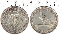 Изображение Монеты Веймарская республика 5 марок 1930 Серебро UNC-