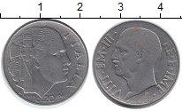 Изображение Монеты Италия 20 сентесим 1940 Никель XF