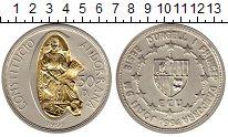 Изображение Монеты Андорра 50 динерс 1993 Серебро UNC