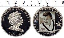Изображение Монеты Новая Зеландия Острова Кука 5 долларов 2010 Серебро Proof