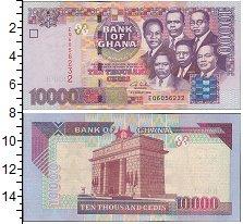 Изображение Банкноты Гана 10000 седи 2006  UNC