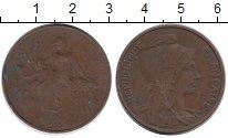 Изображение Монеты Франция 10 сантим 1915 Бронза VF