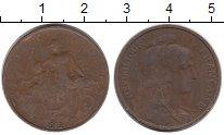 Изображение Монеты Франция 5 сантим 1912 Бронза VF