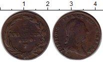 Изображение Монеты Австрия 1/2 крейцера 1790 Медь VF