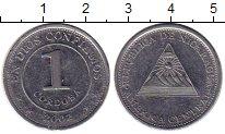 Изображение Монеты Никарагуа 1 кордоба 2002 Медно-никель XF