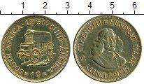 Изображение Монеты ЮАР 1 цент 1961 Латунь XF