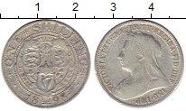 Изображение Монеты Великобритания 1 шиллинг 1898 Серебро VF