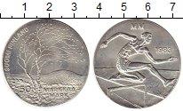 Изображение Монеты Финляндия 50 марок 1983 Серебро UNC-