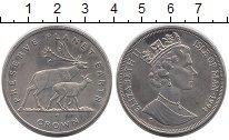 Изображение Монеты Великобритания Остров Мэн 1 крона 1994 Медно-никель UNC