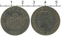 Изображение Монеты Монако 10 франков 1981 Бронза XF