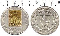 Изображение Монеты Андорра 20 динерс 1991 Серебро UNC
