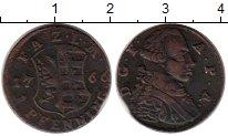 Изображение Монеты Германия Анхальт 1 пфенниг 1766 Медь XF-
