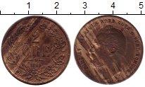 Изображение Монеты Швеция 2 эре 1863 Медь XF