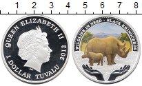 Изображение Монеты Тувалу 1 доллар 2012 Серебро Proof
