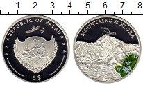 Изображение Монеты Палау 5 долларов 2010 Серебро Proof