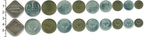 Изображение Наборы монет СССР Набор 1978 года 1978  UNC- Годовой набор  банка