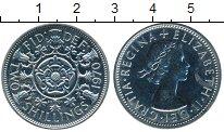 Изображение Монеты Великобритания 2 шиллинга 1970 Медно-никель UNC-