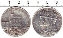 Изображение Монеты Великобритания настольная медаль 1935 Серебро VF