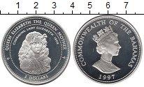 Изображение Монеты Багамские острова 2 доллара 1997 Серебро Proof