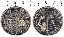 Изображение Монеты Кирибати 5 долларов 2000 Серебро UNC