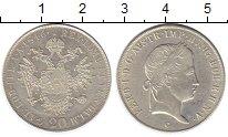 Изображение Монеты Австрия 20 крейцеров 1846 Серебро UNC-
