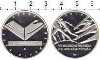 Изображение Монеты Чехия 200 крон 2009 Серебро Proof