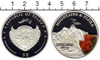 Монета Палау 5 долларов Серебро 2011 Proof фото