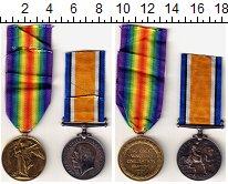 Изображение Монеты Великобритания Медаль 1919 Латунь XF