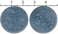 Изображение Монеты Мексика 1 песо 1985 Медно-никель UNC-