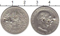 Изображение Монеты Австрия 1 крона 1913 Серебро F