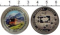 Изображение Монеты Швейцария Жетон 0 Медно-никель UNC