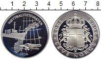 Изображение Монеты Норвегия Медаль 0 Серебро Proof-
